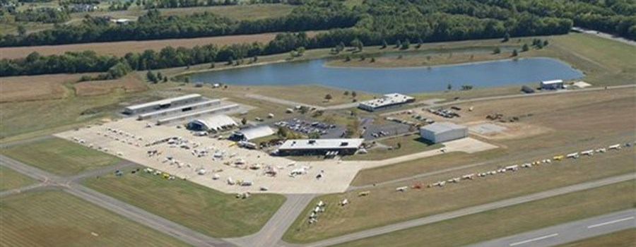 Midwest LSA Expo Mt. Vernon Airport, September 7th - 9th, 2017
