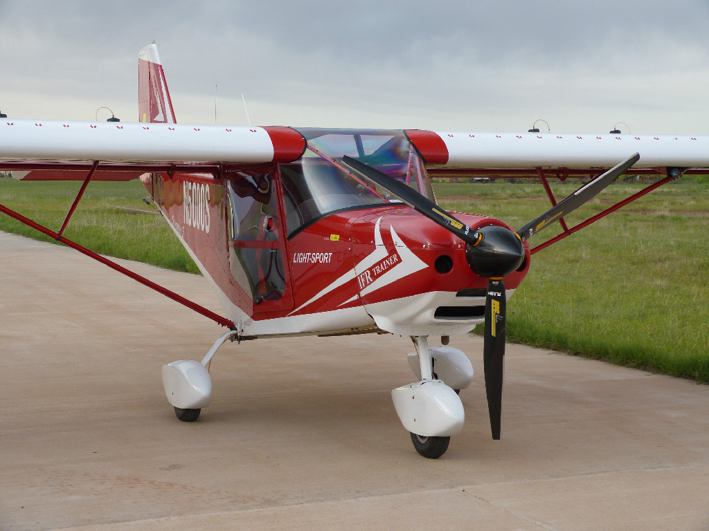 ICP Savannah Light Sport Aircraft