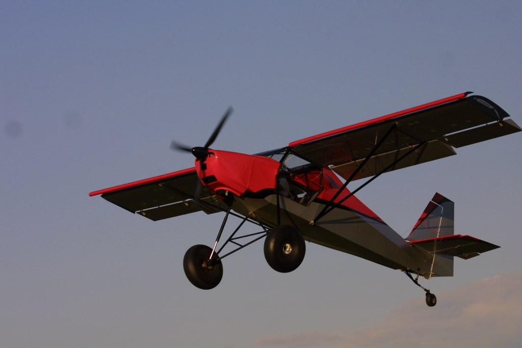super stol kit plane