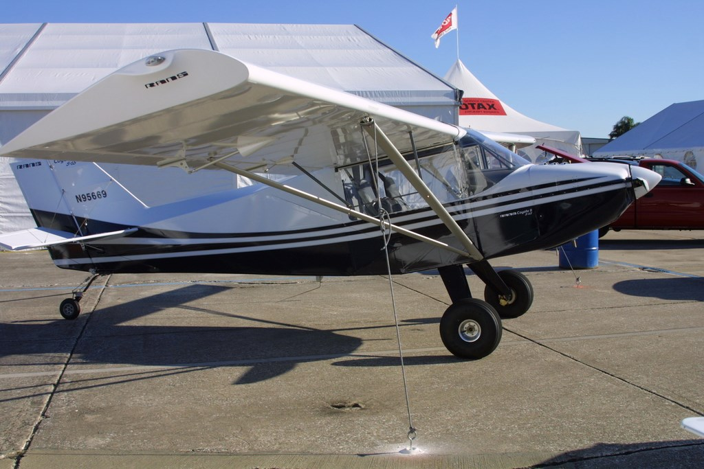 RANS S7 Rotax Powered